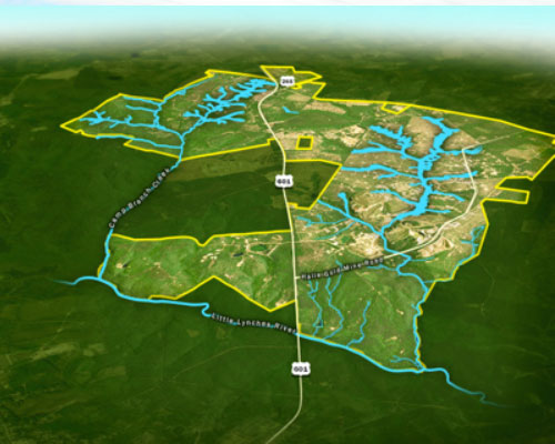 Haile Gold Mine – South Carolina