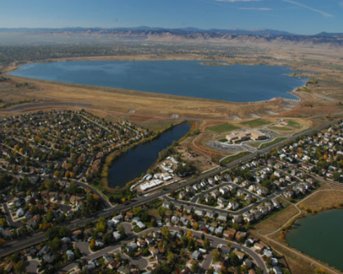 Standley Lake Monitoring and Dam Break