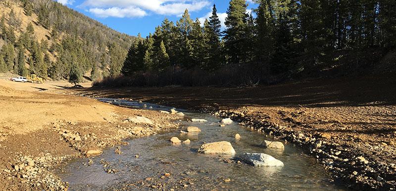 Swan river Stream Improvement